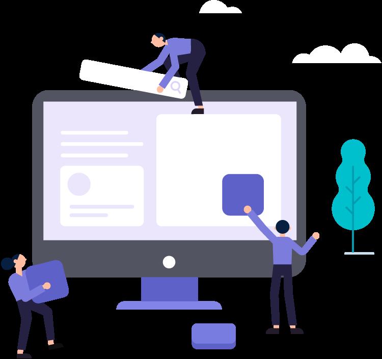 Mit präziser Arbeit sowie technischem Know-how entwickeln wir Websites und sorgen für die vollständige Optimierung.